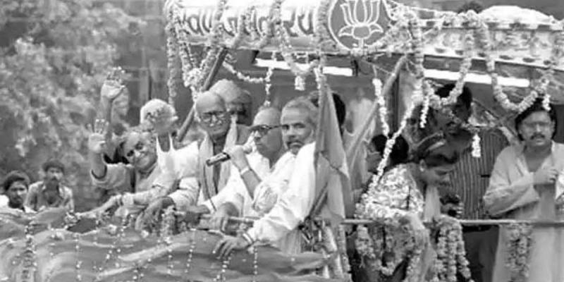 rath yatra आरएसएस संघ का खुनी इतिहास ! समय निकाल कर जरूर पढ़ें संघ का खूनी इतिहास