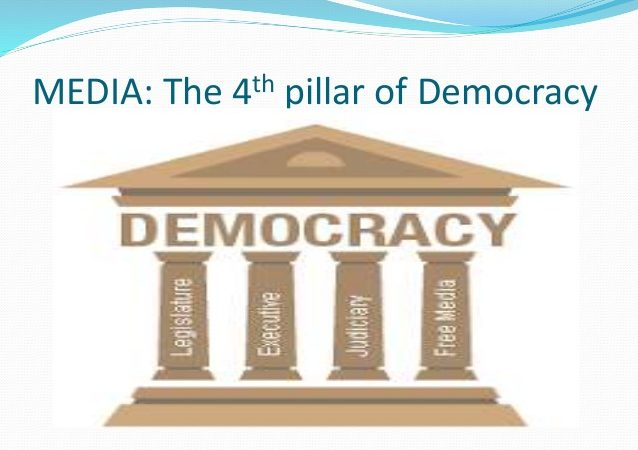 relation between media democracy 10 638 स्वतंत्र पत्रकारिता क्या है?