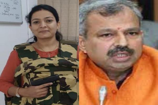 दिल्ली प्रदेश के भाजपा प्रमुख श्री आदेश गुप्ता का दिल्ली पुलिस आयुक्त से जबाज S.I प्रियंका शर्मा को पुरस्कृत करने का किया अनुरोध।