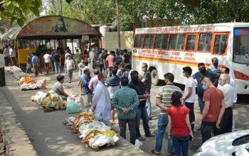 दिल्ली में कोरोना शवों की संख्या देखते हुए 24 खुले रहेंगे शमशान घाट