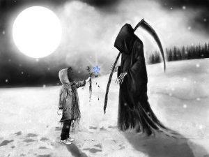 मृत्यु एक वास्तविकता है जिसे हर कोई जानता है और इसे कभी भी टाला नहीं जा सकता है