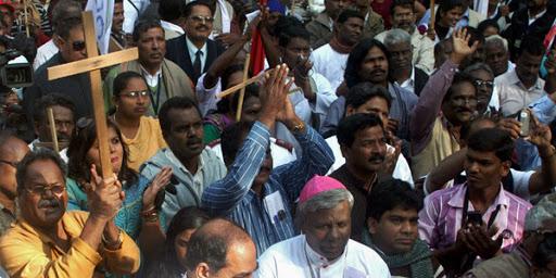 hr भारत में मानवाधिकारों का बढ़ता उल्लंघन